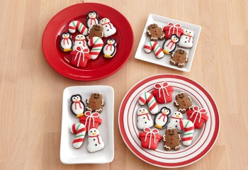 Christmas Cookies and Baked Goods