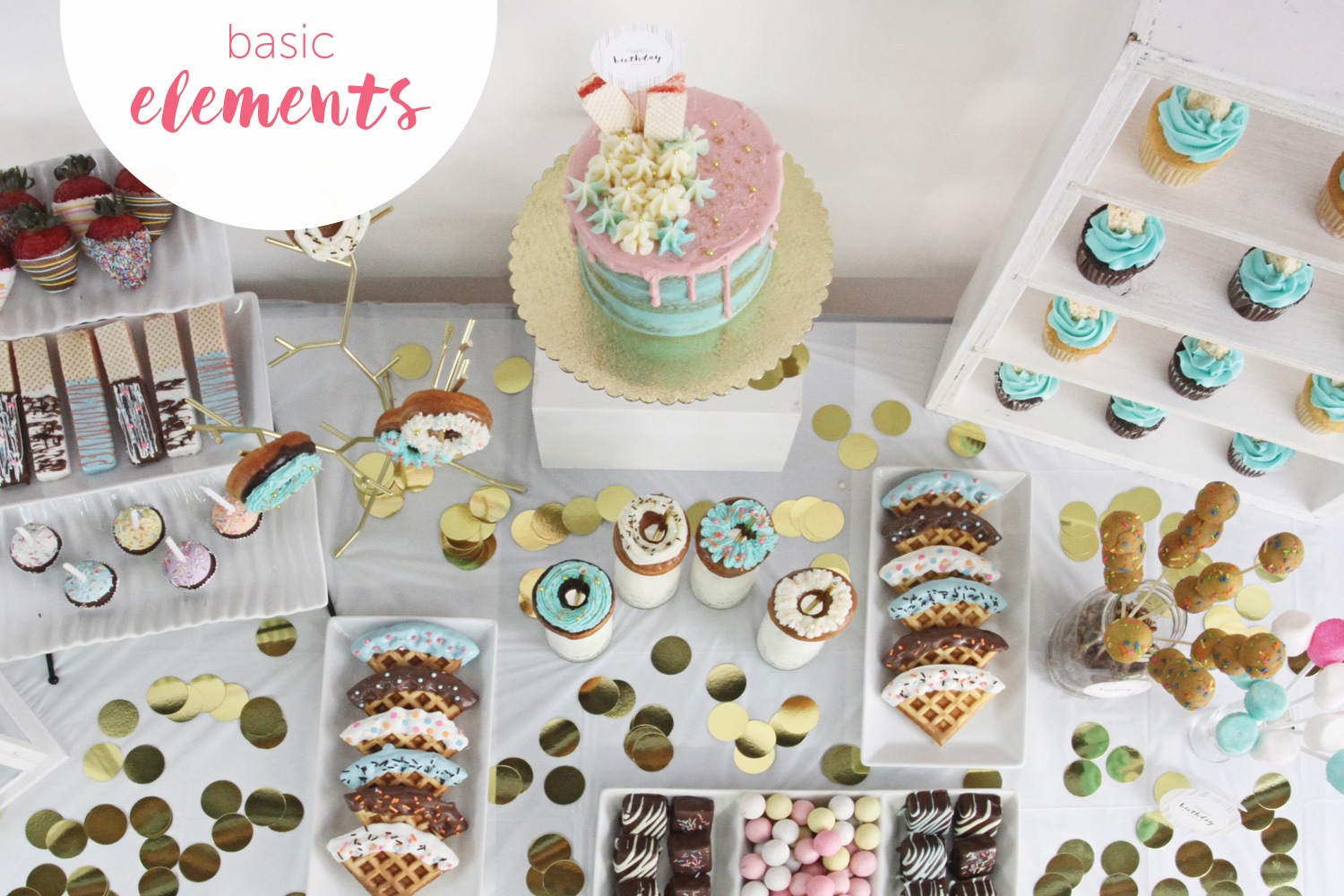 Creative Dessert Table Ideas To Sweeten Your Next Event