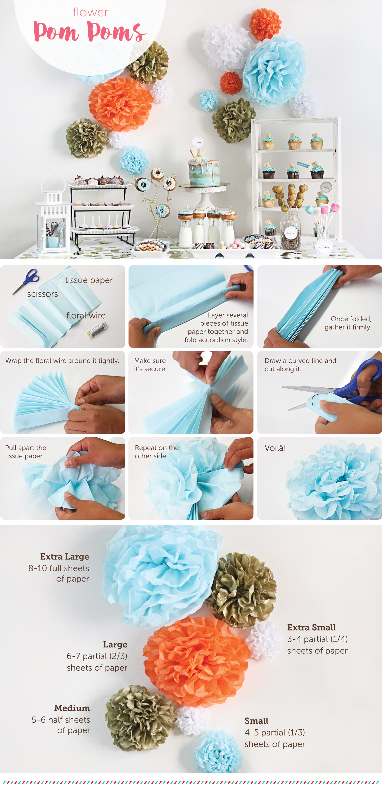 how-to-pom-poms