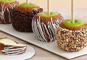 Dipped Apples