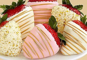Dipped Strawberries