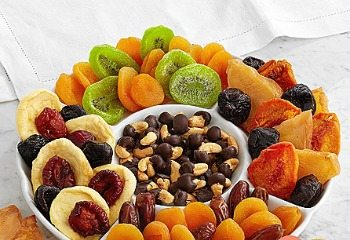 Dried Fruit Gift Baskets