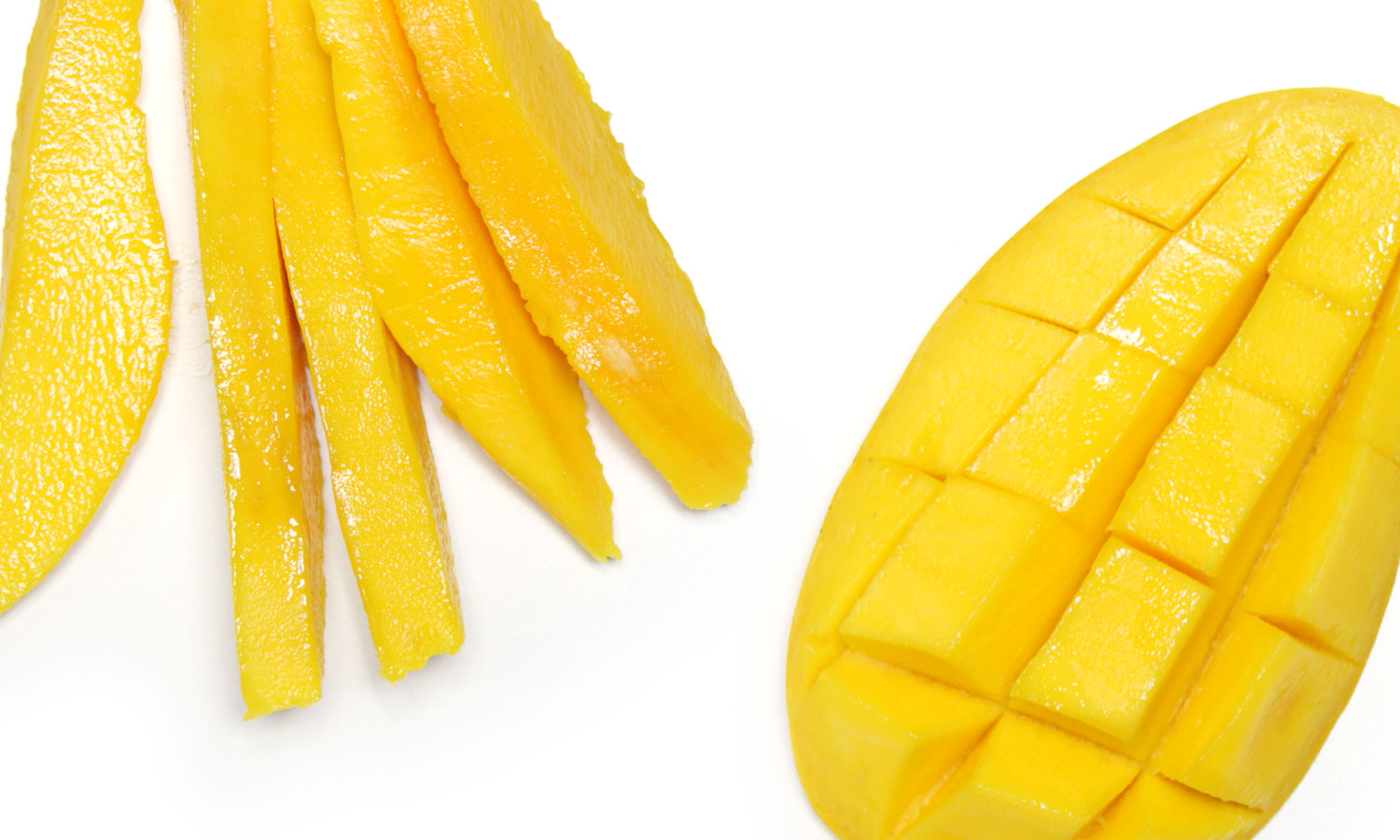 How to cut a mango in 7 steps or less video sharis berries blog method 2 slice and scoop ccuart Choice Image