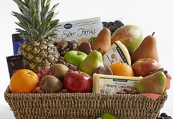 Organic Fruit Delivered