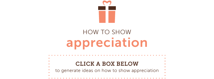 How to Show Appreciation: 60 Simple Ideas - Shari's Berries Blog