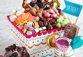 Sweet Party Baskets
