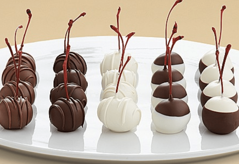 Dipped Cherries