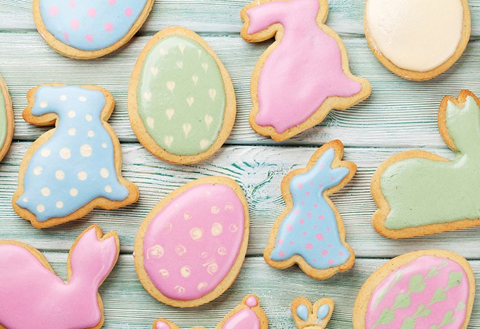 Easter cookies for your celebration thumbnail