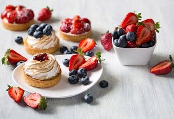 bite sized desserts thumbnail