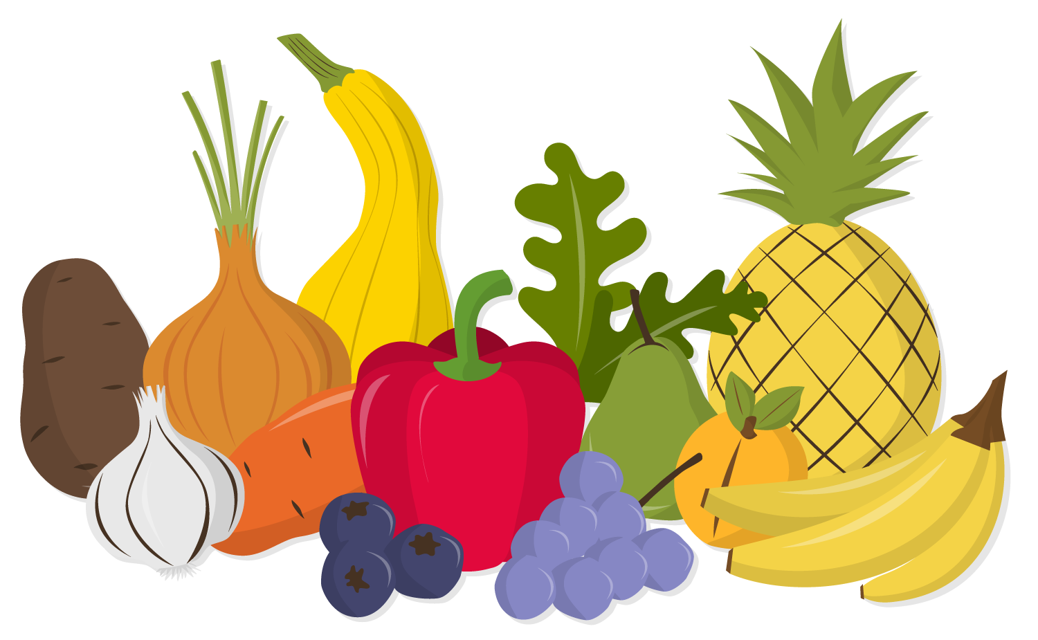 How to Store Fruits and Vegetables - Shari's Berries Blog