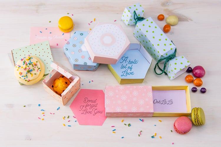 Dessert Box Printables 7
