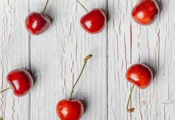 cherry a fruit thumb