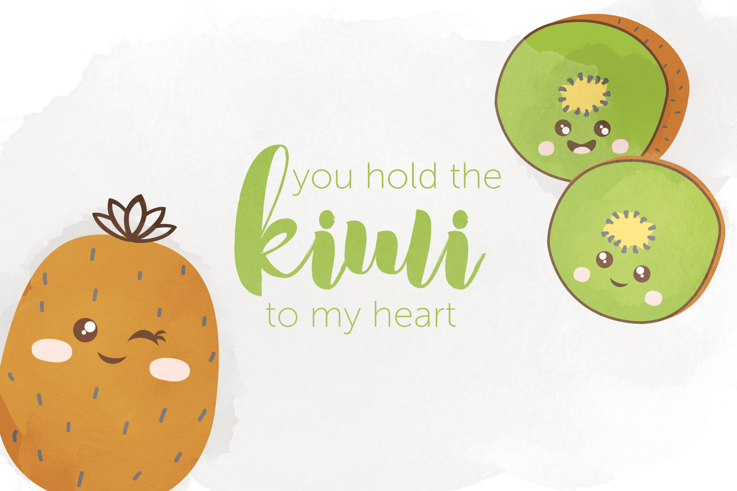 fruit pun kiwi