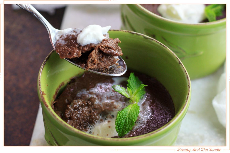 keto molten brownie pots instant pot