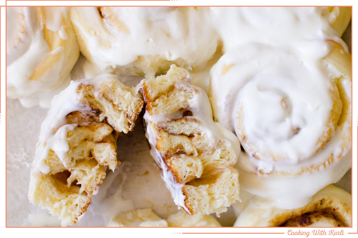 cinnamon rolls instant pot recipe