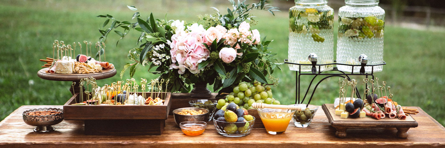 21 Grazing Table Ideas for Your Big Day - Shari's Berries Blog