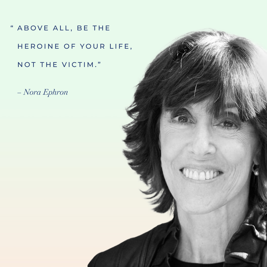 Nora Ephron International Women's Day