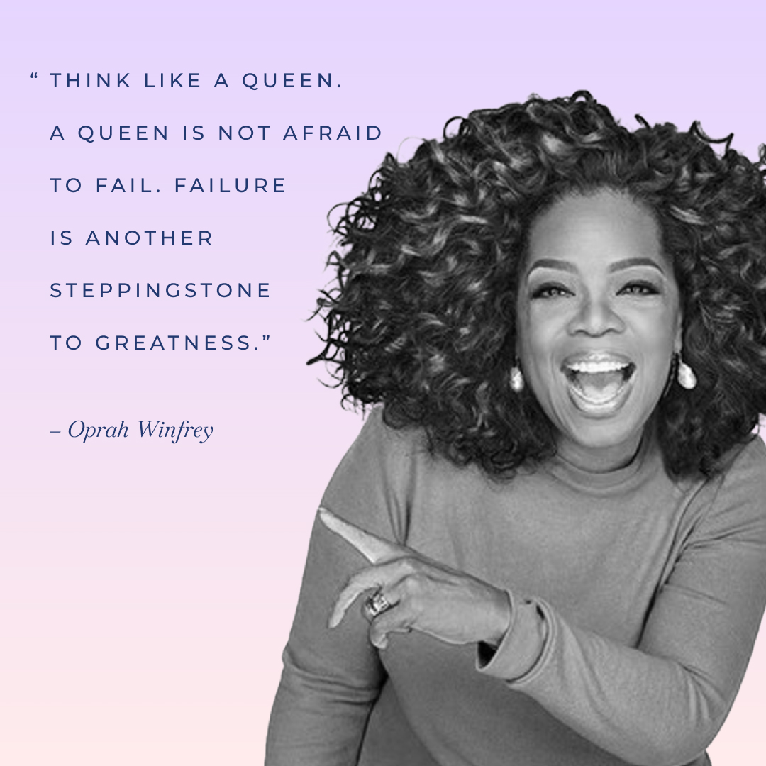 Oprah Winfrey International Women's Day